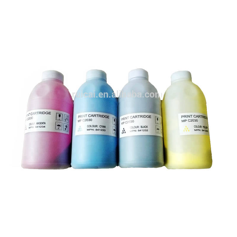 Yes Colored and Toner Powder Type ceramic toner for Ricoh SPC430 SPC430DN