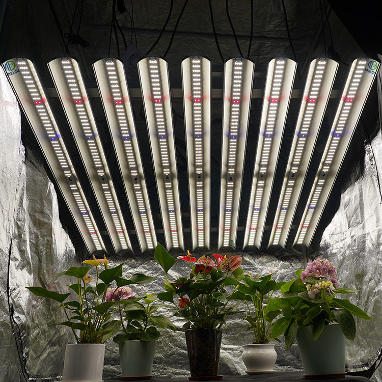 Meijiu 1000W Lm301H Osram 660Nm 730Nm 395Nm Dimmable Diy Led Grow Light, Full Spectrum UV IR Replace HPS and COB