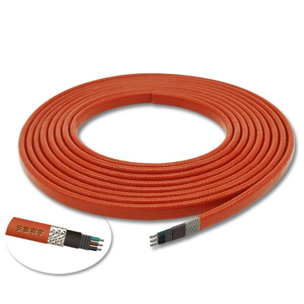 Self-Regulating Heating Cable for house and industry