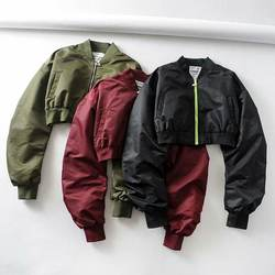 Side pockets 3 colors zipper short safety custom jackets wom