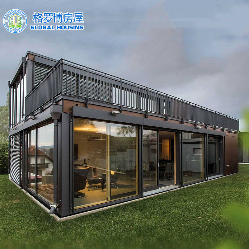 prefabricated shopping mall prefabricated container house price prefab modern modular container houses/homes/hotels