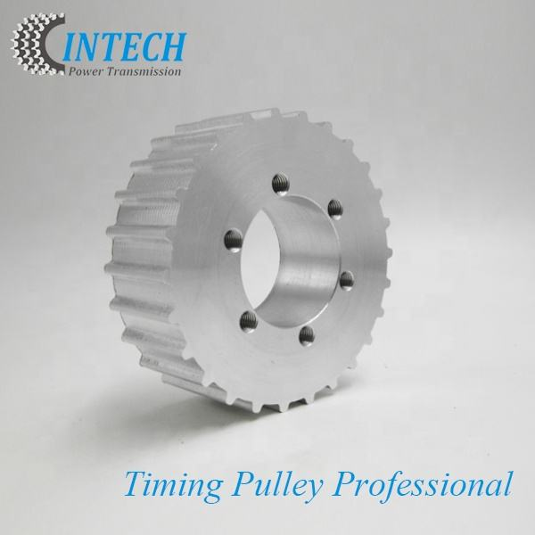 """L-10T Tooth Width 21mm Pitch 3//8/"""" Pilot Bore 8mm Timing Belt Drive Pulley"""