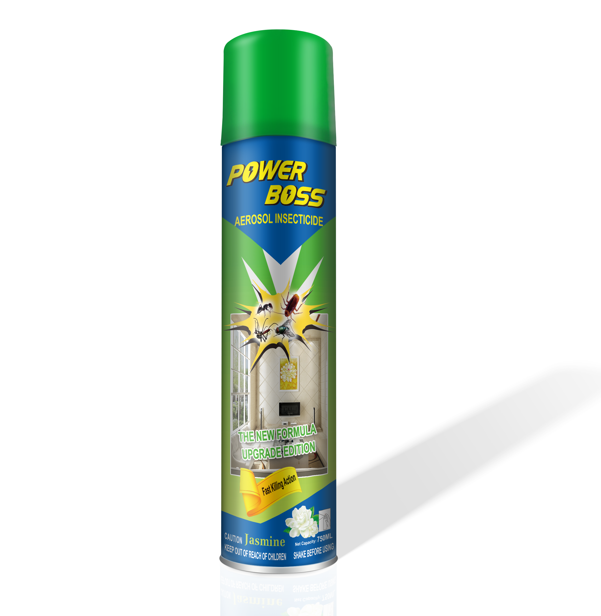 cockroach/mosquito/fly/ant killer factory price/300ML Insecticide spray insect aerosol/manufacturer/factory
