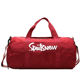 Wholesale high quality basketball sport gym bag with shoe compartment