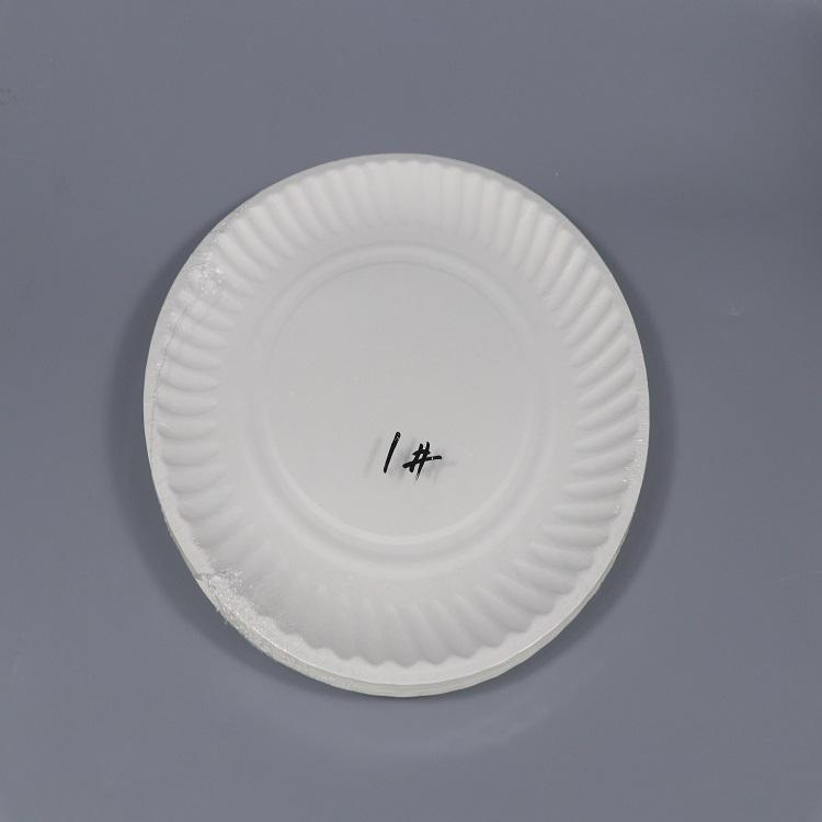 Engraving [ Paper Plates ] Paper Plate Disposable Food Grade Paper Plates Set