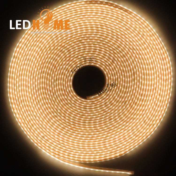 Super Long Length 50m SMD2835 IC built in LED Strip Constant Current IP68 Strip Light