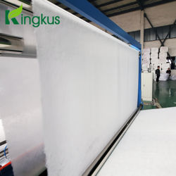 Hot air cotton nonwoven ES hot cotton used for making KN95 face