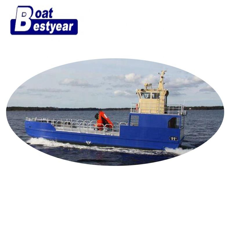 Semi Aluminum alloy Landing Barge 10m to 25m