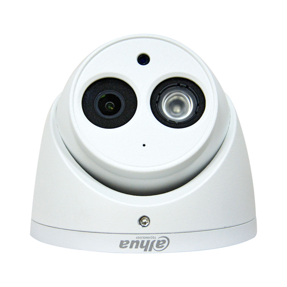 DH Multiple Network Monitoring HDW4431EM-ASE 4MP Eyeball Infrared Illuminator Facial Recognition IP CCTV Camera