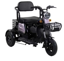48V/60V 500W electric passenger tricycle adults for elderly or disabled
