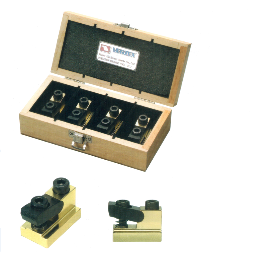 52 Pieces Clamping Kit High Quality Made in Taiwan