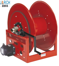 motorized empty cable reel small retractable  automatic cable reel mechanism winder vacuum hose reels