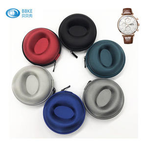 Personalized Portable EVA Travel Watch Case  Travel Carrying Hard Eva Sport Watch Case