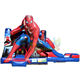 Giant jump bouncy castle to buy spiderman inflatable bounce house with slide