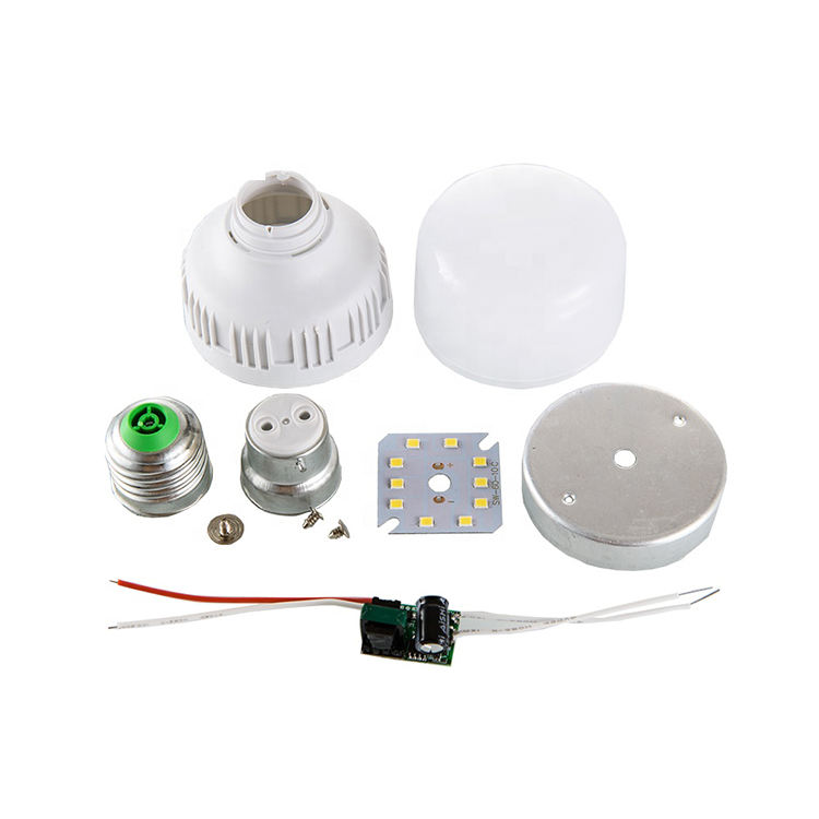 manufacturing e27 360degree skd energy saving led lighting lamp parts