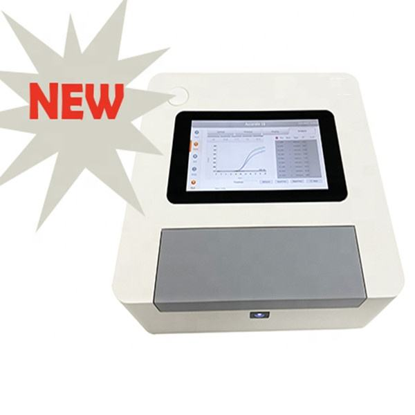 QLAB QPCR Accurate 16 Real-time Quantitative PCR Testing Fast Nucleic Acid Testing for Analysis Research