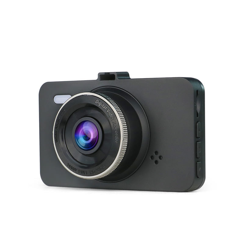 IPS 3'' Screen Car Dash Cam HD 1080P Car DVR Camera Front And Rear Loop Recording Car DVR Black Box 24FPS