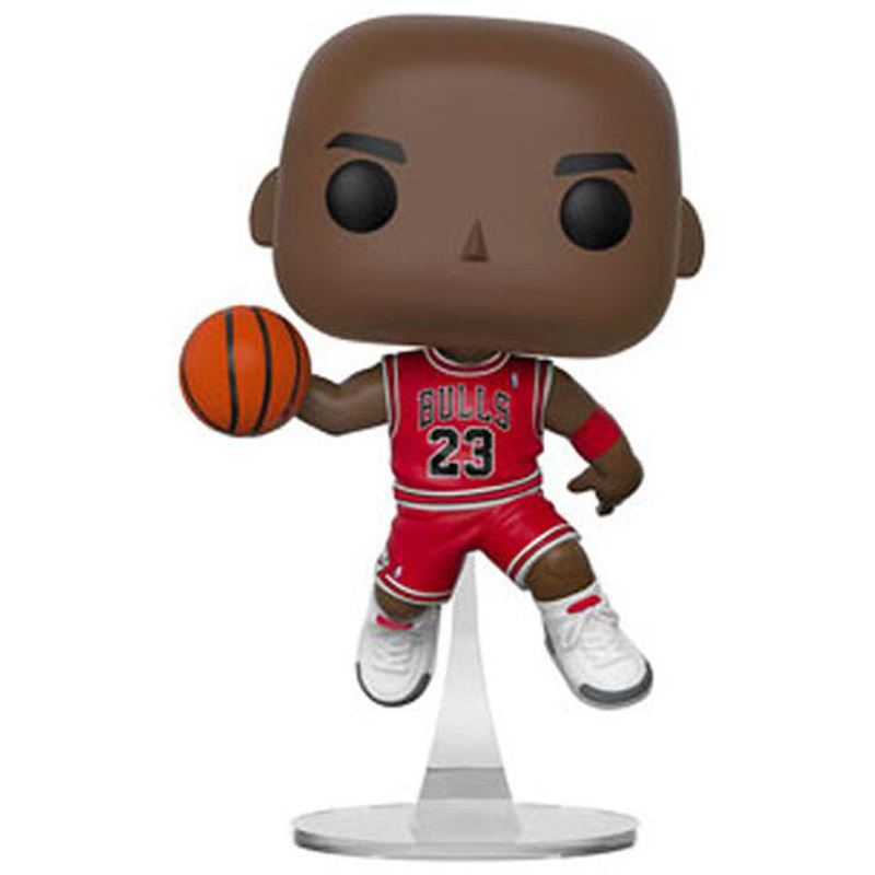 Funko Pop Original NBA Basketball Player Michael Jordan Action Figure James Lonzo Ball Russell Westbrook Harden Curry 10cm