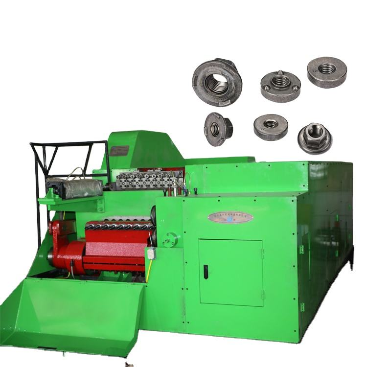 Nuts And Bolts Making Machine