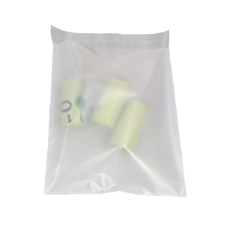 Factory price eco friendly compostable corn starch 100% biodegradable plastic bag