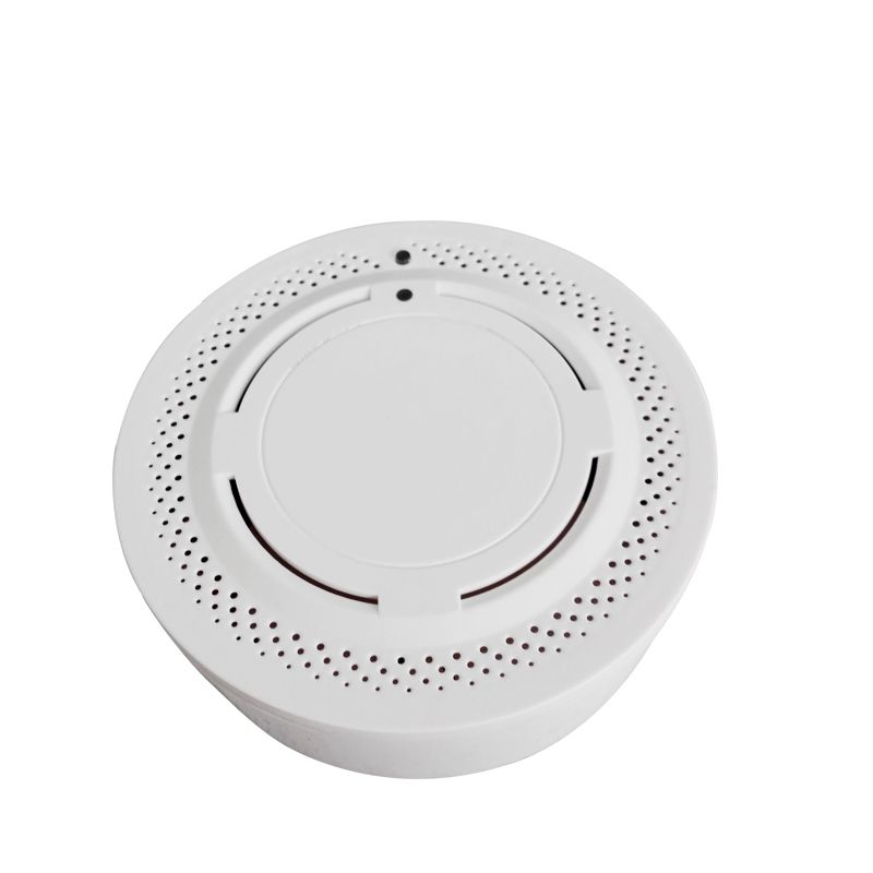 SD202 Factory wholesales wireless standalone smoke alarm detector with OEM ODM service