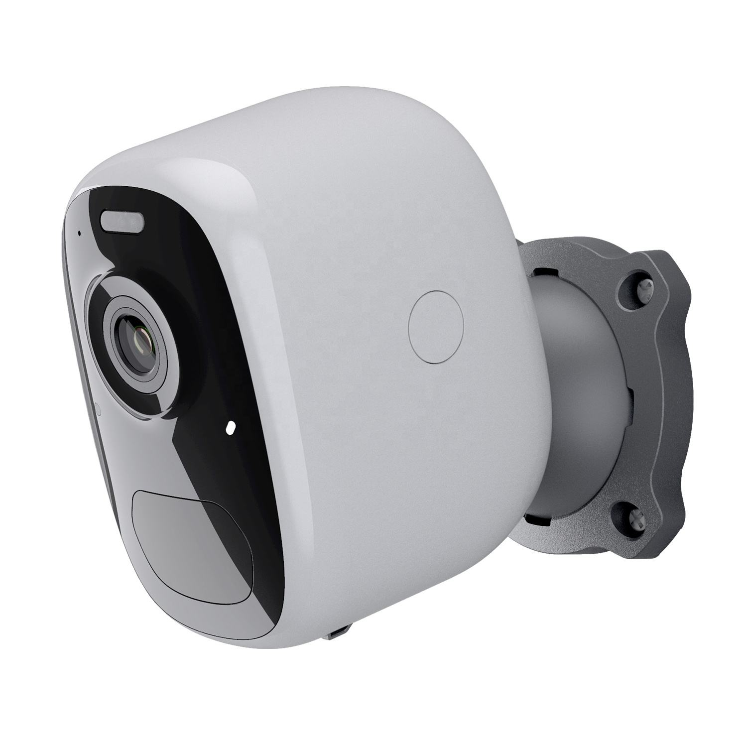 AI Human detection and 24 hours color vision mini size PIR 1080P wifi ip battery camera ,support 1 year standby time