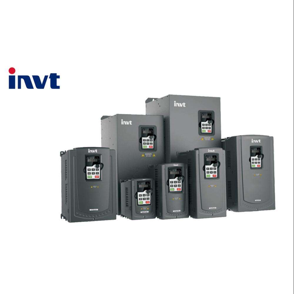 Three Phase 220v 380v 440V vfd 10 kw 100kw 1500w high frequency inverter ac vfd drive prices