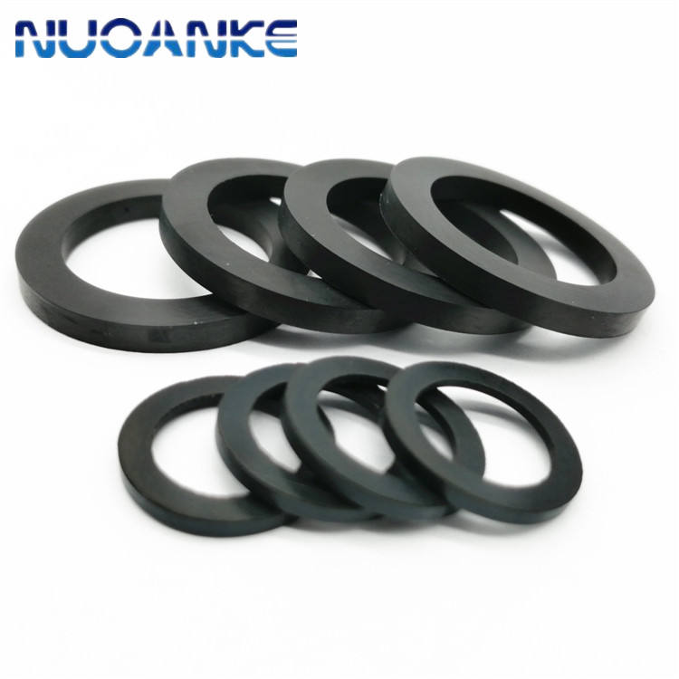 Camlock Gaskets Solid Rubber Washer Flat Nitrile NBR Gasket