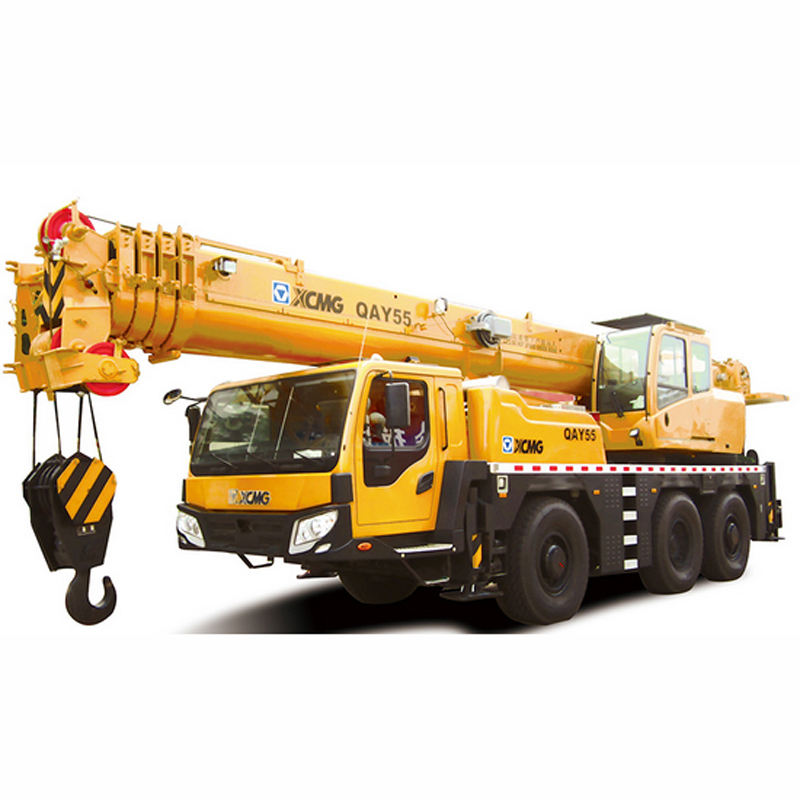 200 Ton All Terrain Crane Hydraulic Mobile Crane Used Widely