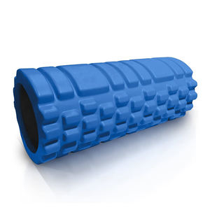 Roller Foam Environmental High Density EVA Hollow Fitness Yoga Foam Roller Kit Massage