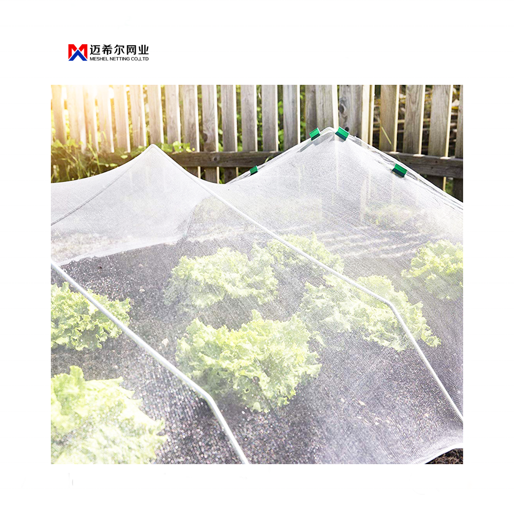 Best-selling agricultural fruit fly nets, vegetable pest nets, greenhouse pest nets