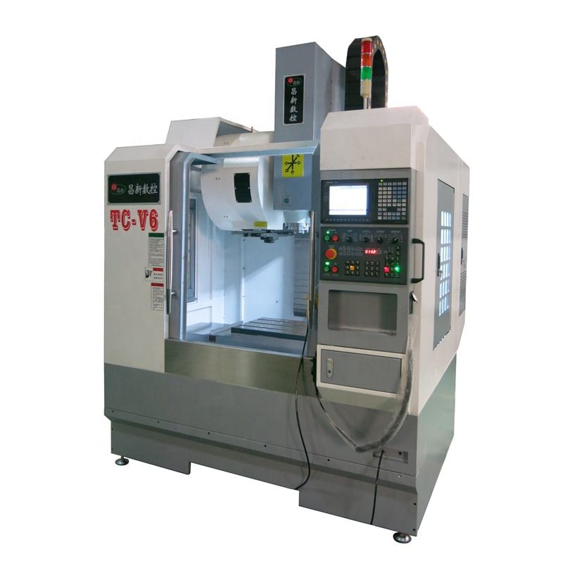 20 Year Factory CE Certified One Year Warranty Fanuc CNC Machine Price List Vertical Machining Center