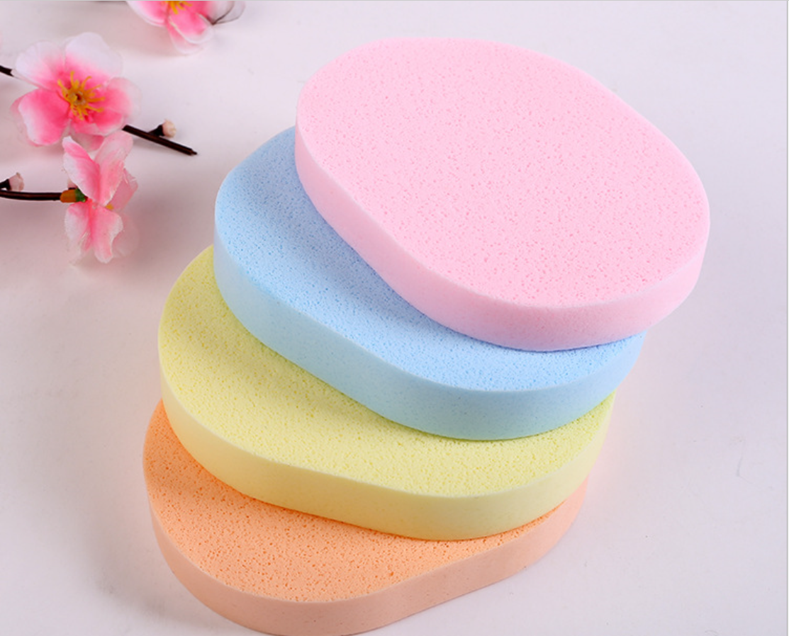 Lap Cellulose Body Abrasive Sillicon Polishing Sponge Pad pva konjac facial sponge