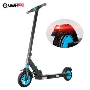 2019 high quality cheap OEM customized 8 inch electric scooter for adults 2 wheels 350W motor CE certificate