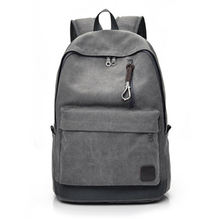 custom eco friendly canvas women school bags outdoor sports travel backpacks for men