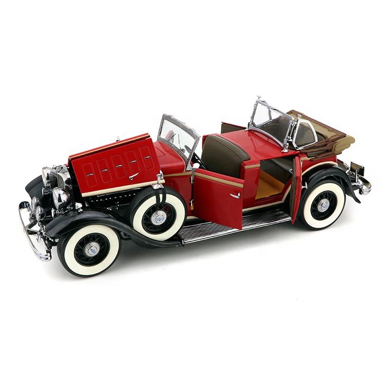 High quality 1/18 scale Metal Car Model Classic car for gift
