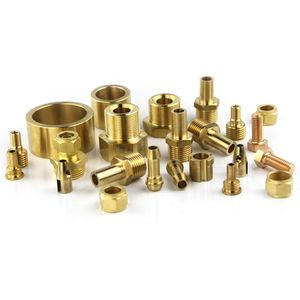 OEM precision aluminum steel brass metal cnc machining fabrication stainless steel parts 3d printing service