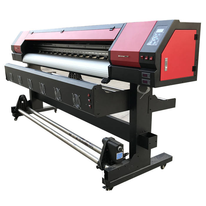 Hoge Kwaliteit 1.6M Goedkope Digitale Xp600 Eco Solvent Inkjet <span class=keywords><strong>Printer</strong></span>