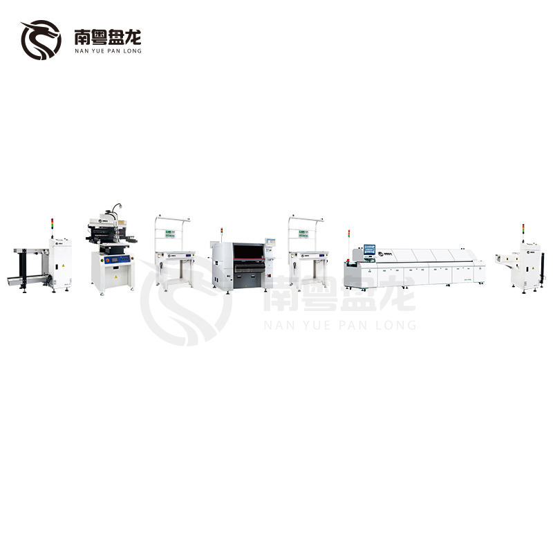 Efficiency Reliable LED Production Line smt line led bulb/lamp manufacturing machine