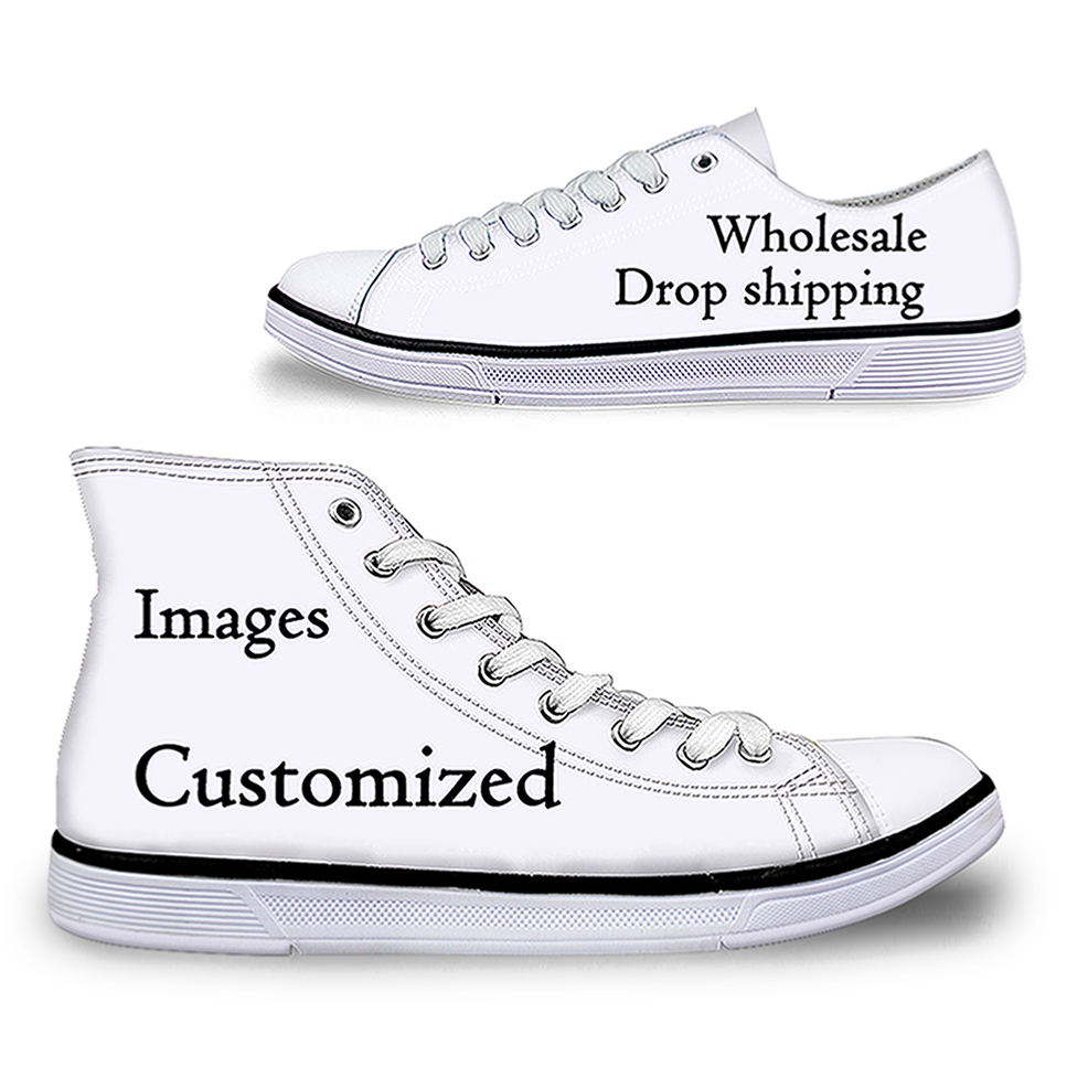 Manufacturer Supplier Printed Canvas Shoes Dropship Boys Canvas Shoes For Kids, Print On Demand Canvas Shoes Custom Logo/