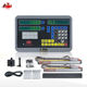hxx 2 axis digital readout and linear scale for dro radial drilling machine