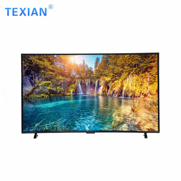 LED Curved TV 4K 50 Inch LCD TV 46 Smart televisios For Home Used Android ultra thin high resolution