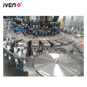 Pharmaceutical PP Bottle IV Solution Machinery Production Line Price