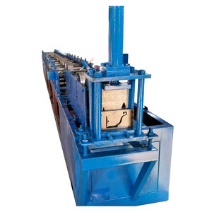 Gutter making machine en downspout roll forming machine
