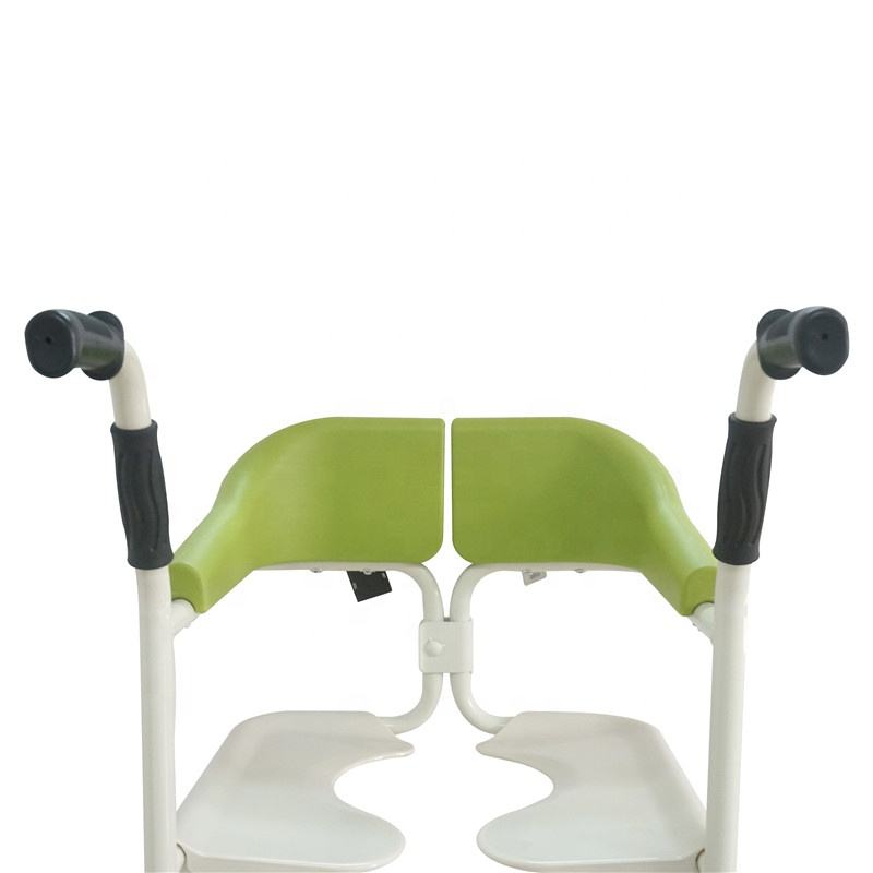 Hot Deal Chair Chairs Disabled Wheelchair Disabled And Patient Transfer Chair Shower Toilet Wheelchair