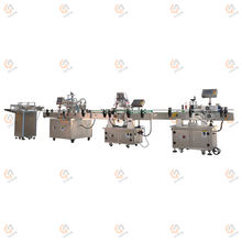 high speed Automatic liquid  filling machine 500ml