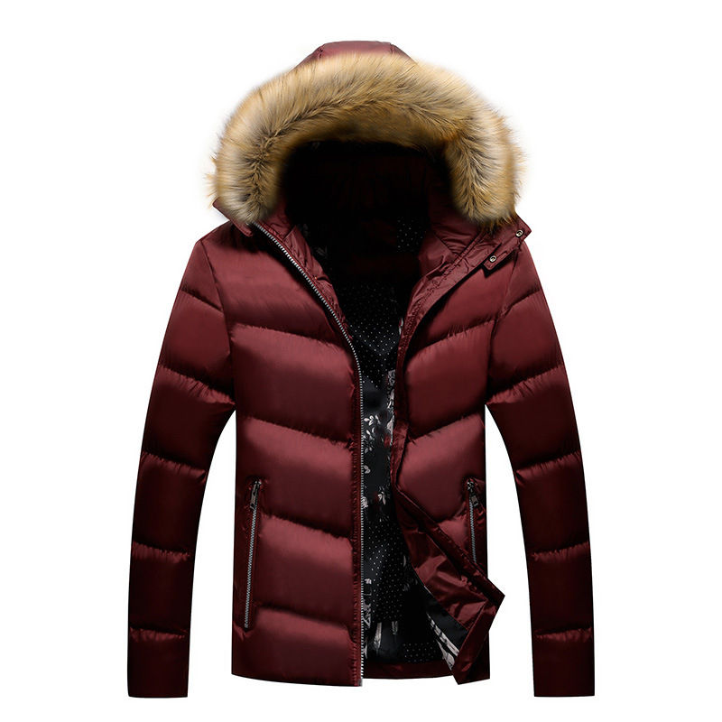 Custom logo factory direct high quality mens goose down jacket western feather down jackets