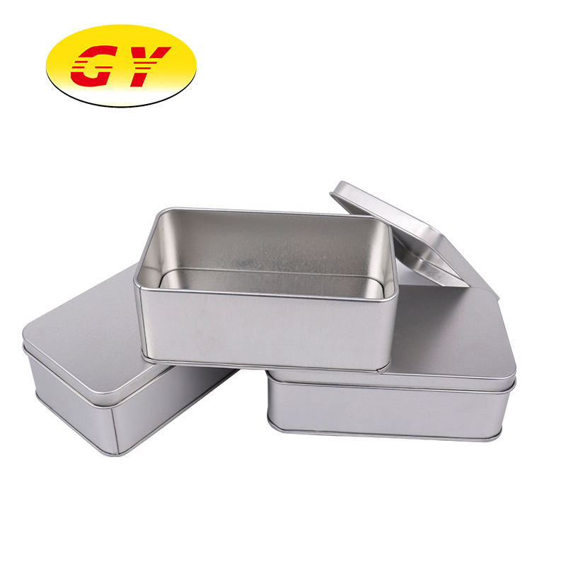 High quality metal tin can packaging box for coffee
