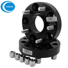 High performance Aluminum 6061-7075 T6 25mm 5x120 to 5x114.3 wheel spacer wheel adapter