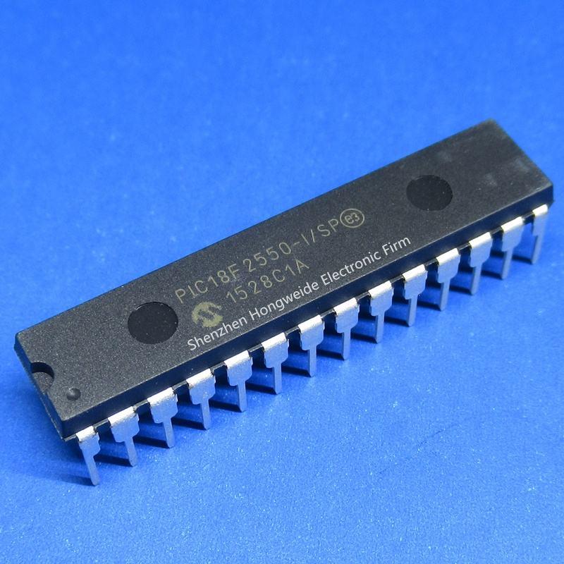 1pcs New And Genuine PIC16F688-I//P Integrated Circuit DIP-14